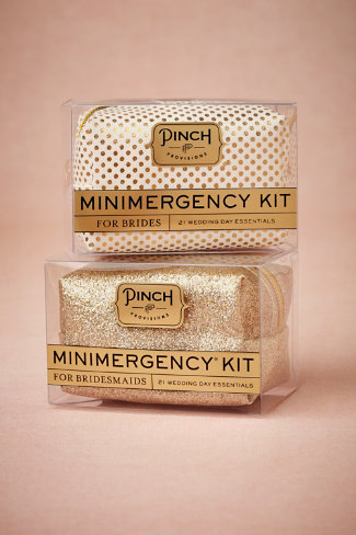 Minimergency© Bridesmaids Kit (click for link)