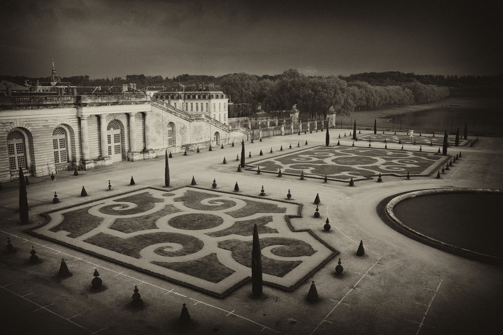 Garden of Versailles, La Collection de Photographies