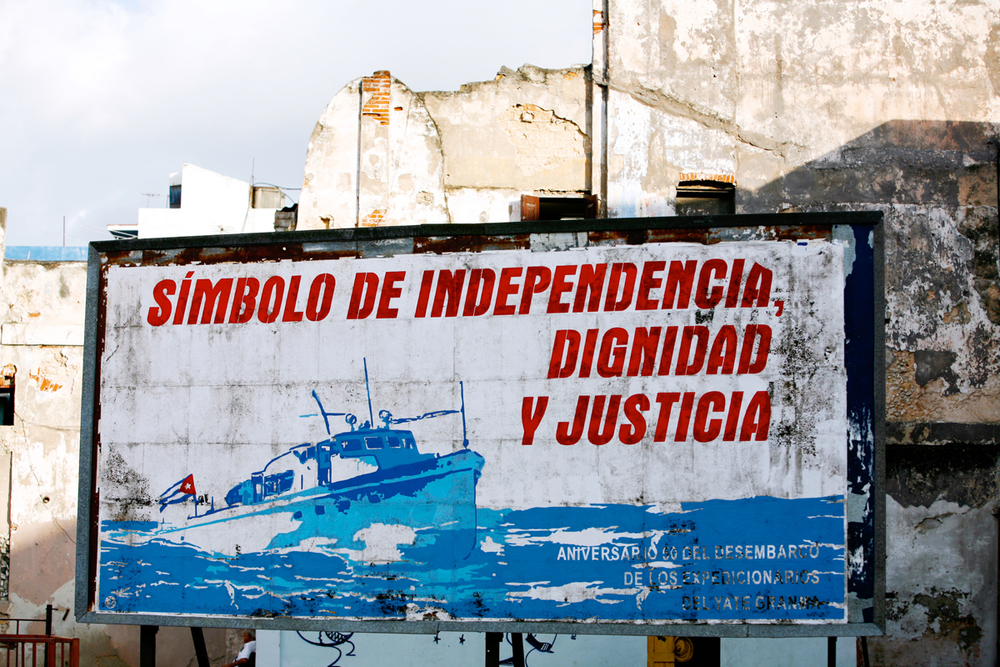 Independence and Justice, Cuba