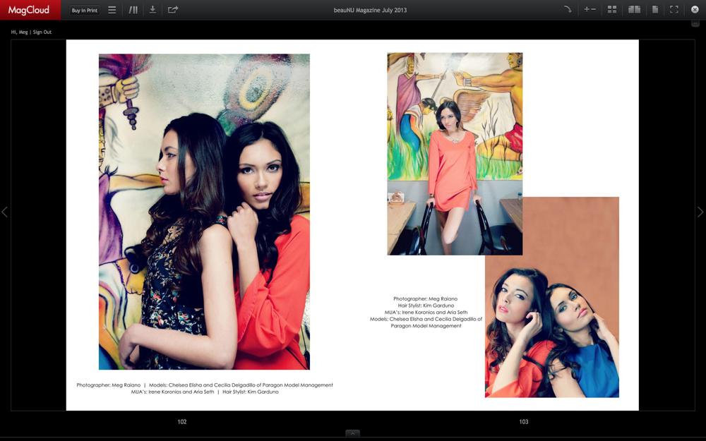 Beau Nu Magazine