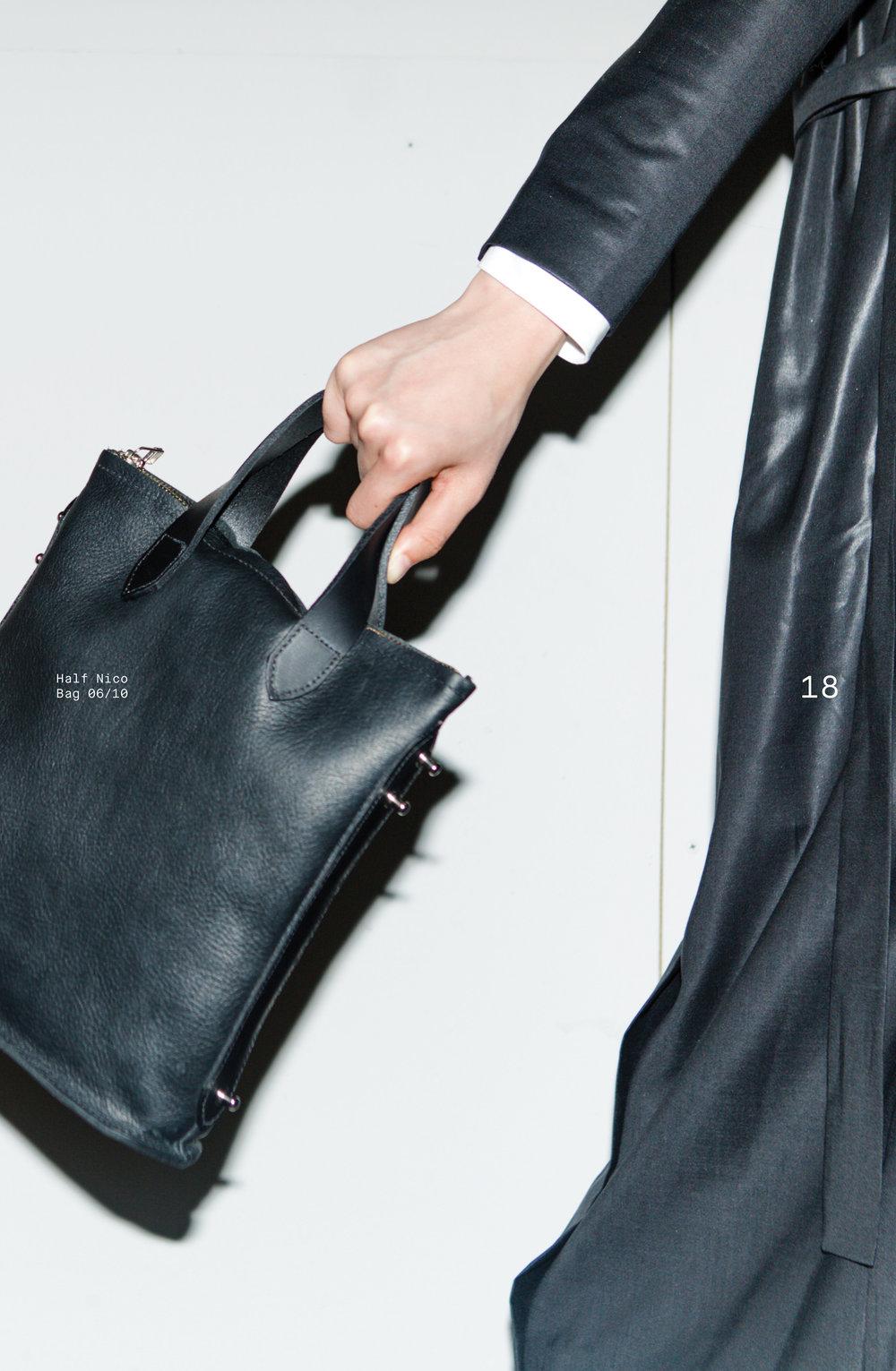 Sonya Lee - Half Nico bag 06/10