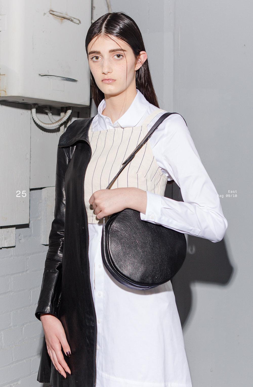 Sonya Lee - East bag 09/10