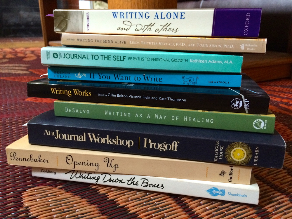 Some of the Books That Built Room to Write