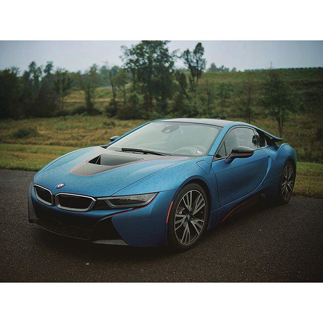 Mission imPossible,  Neight got the i8