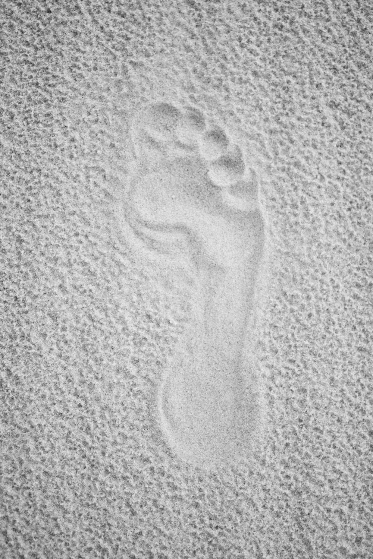 Sand Study II