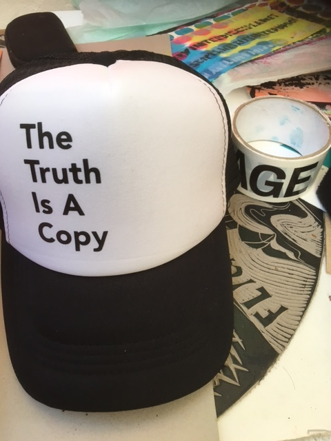 - The Truth Is A Copy$15.00Contact: joel@joelgailer.com.au