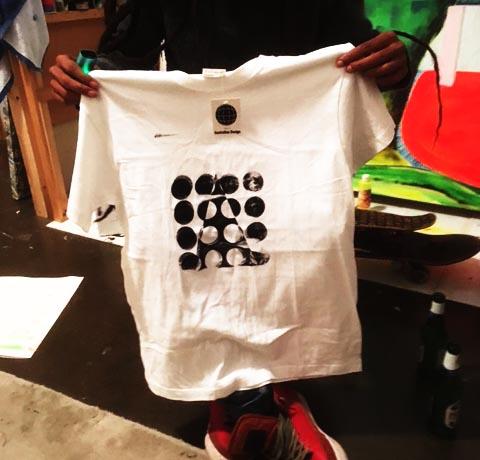 - Triangle and Circles white$15.00Contact: joel@joelgailer.com.au