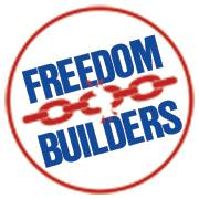 Freedom Builders - The mission of Freedom Builders is to reach out to those in need JOINTLY with the Family of God and share the saving knowledge of Jesus Christ.Freedom Builders strives to work with all Christian churches in the northern Michigan region to demonstrate the love of Christ to the least of these. Our typical clients are one very small step away from being homeless or in some situations are currently displaced from their home because the housing conditions have become so deplorable that it is unsafe to live there any longer. In the first years of our existence we accomplished 40-50 projects per year, but in the last several years that number has grown to over 150 projects a year.