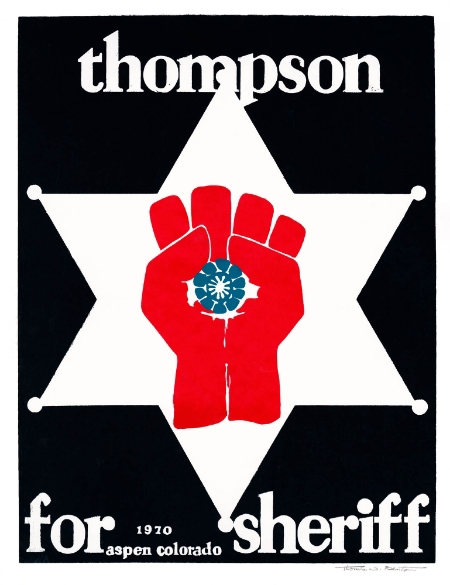 Thompson for Sheriff, 1970