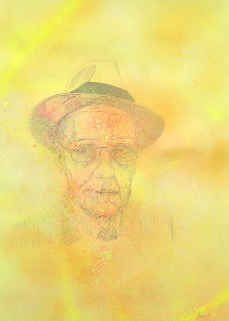 Burroughs  by John Sebelius