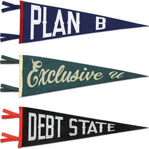 Protest Pennants