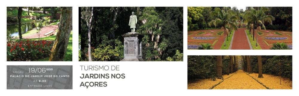 turismo de jardins nos açores