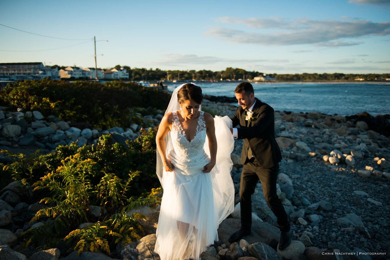 The Towers Narragansett Ri Artistic Wedding Photography