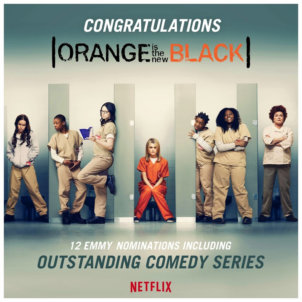 Netflix's Orange is the New Black is the perfect example of quality content that has driven people to use Netflix. Image Source: https://plus.google.com/u/0/+OITNB/photos