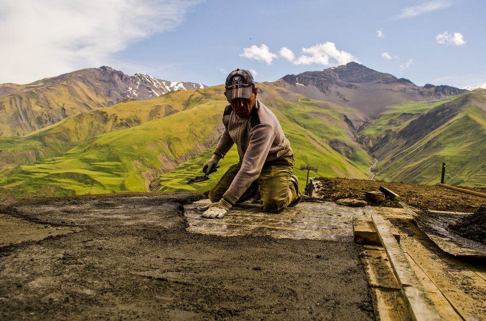 The government has been paying all the working-age men in Xinaliq to repair their village and turn it into a tourist attraction. This  has stemmed the flow of youth to the cities.