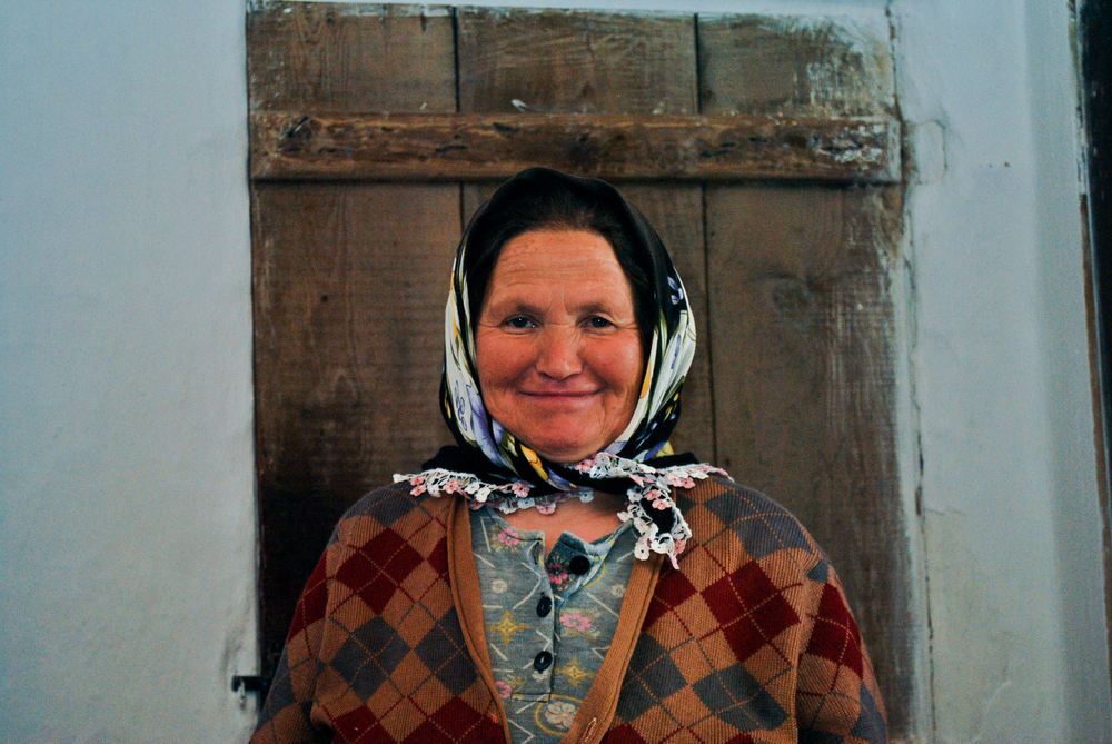 Nazik Ginar, a grandmother from the Bektashi village of Kayabele