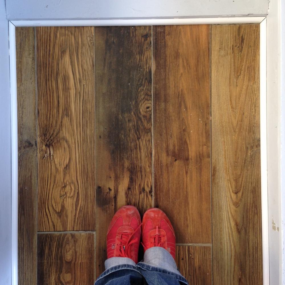 The new floors look amazing!