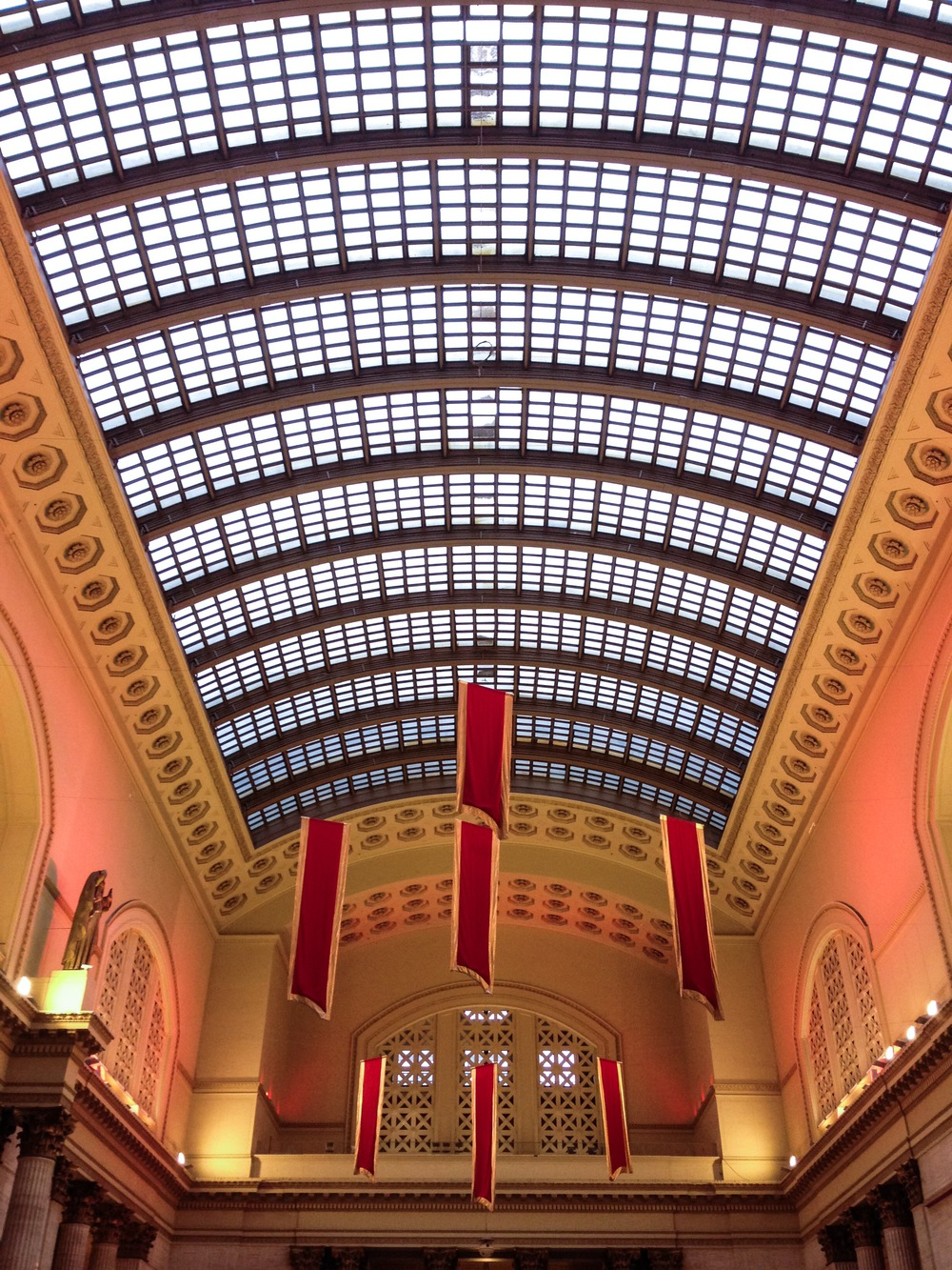 Chicagos Union Station