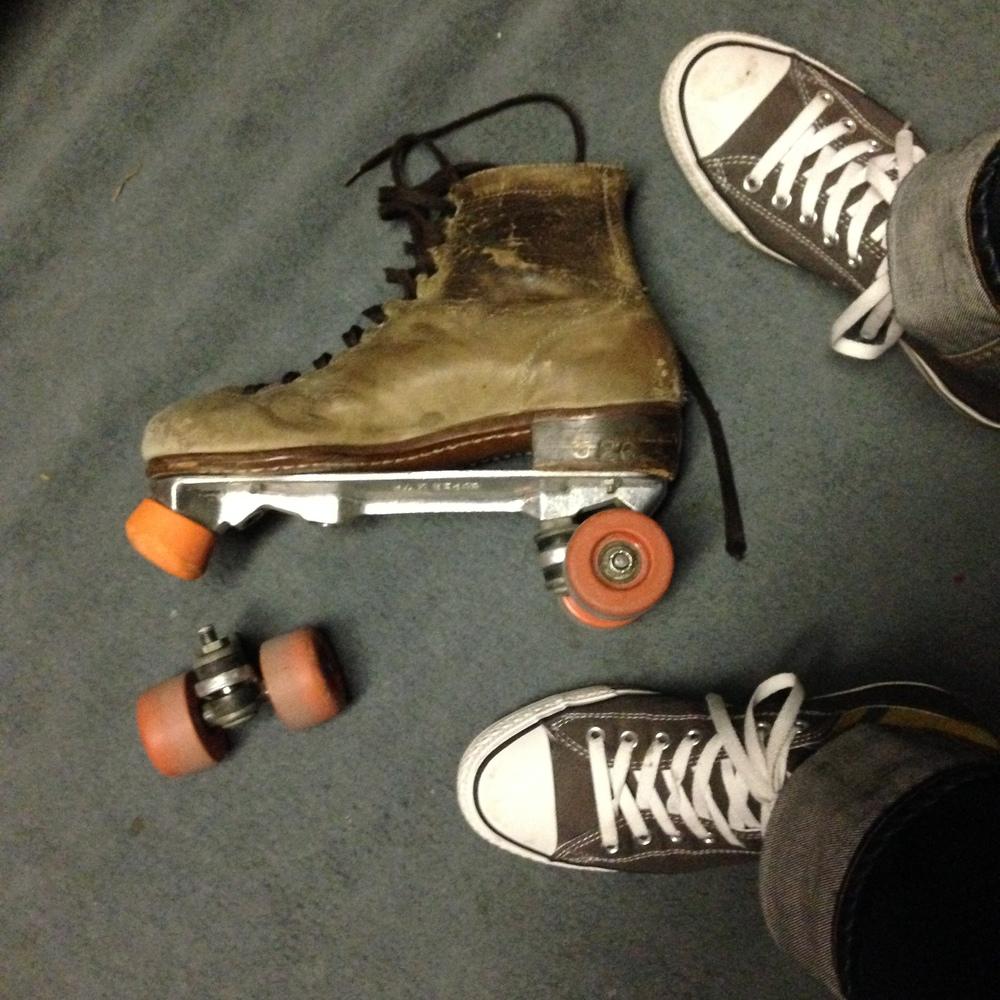 Eric skated SO HARD.