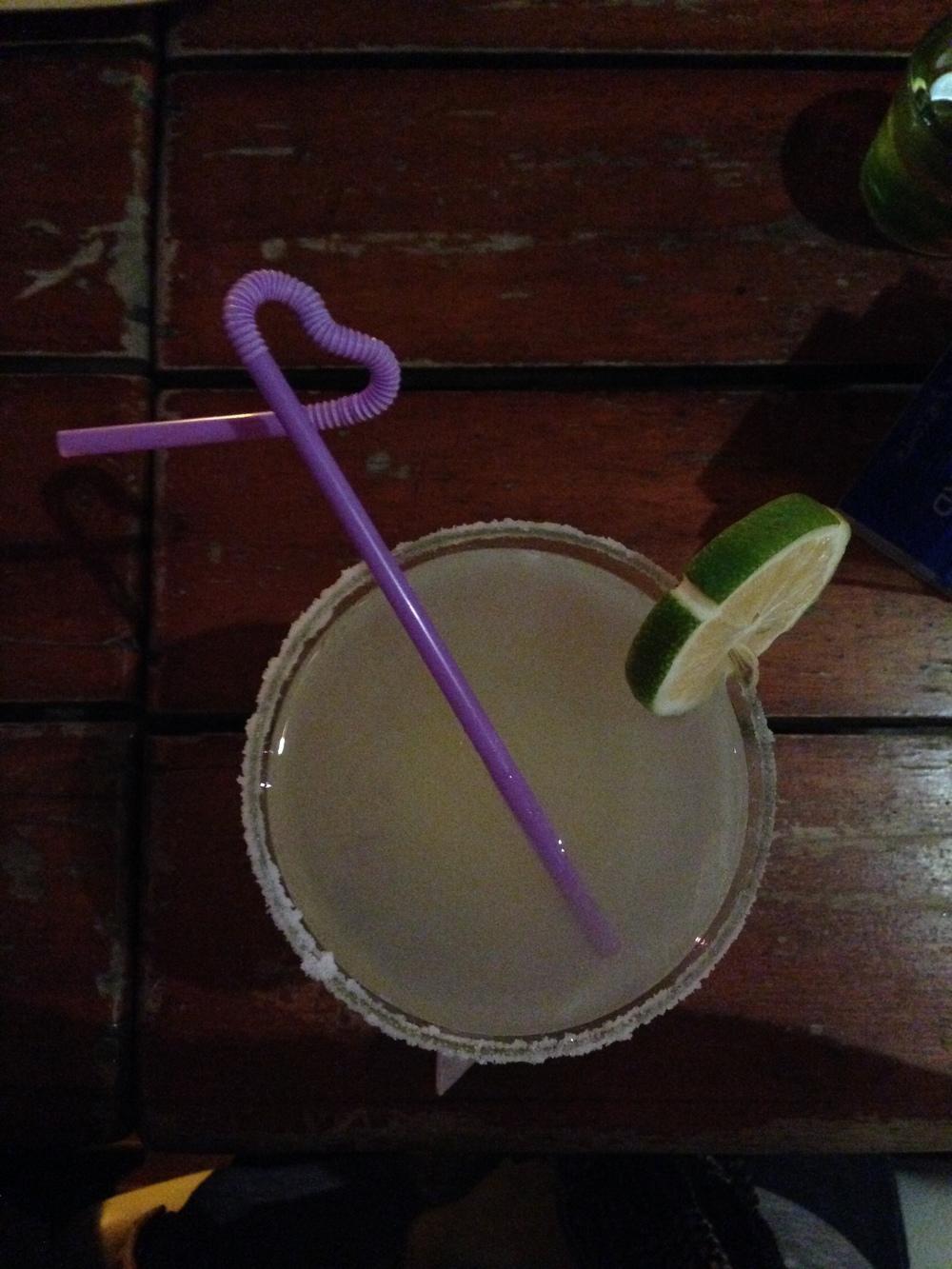 Heart Margaritas!