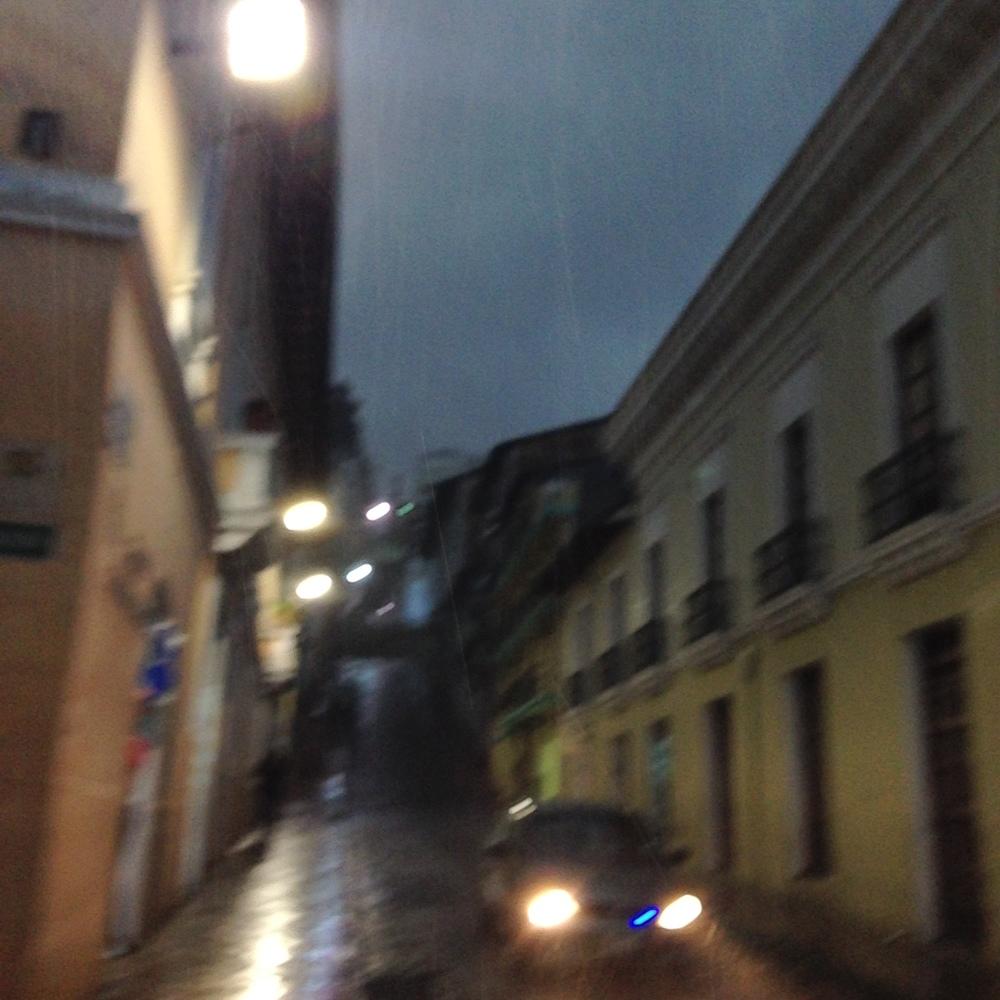 THE RAIN!!
