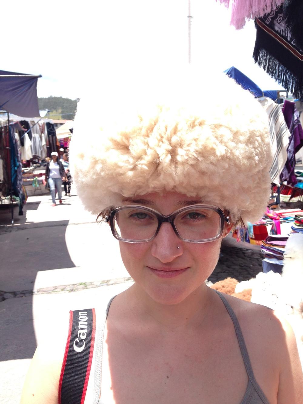 New hat? It's all Llama!