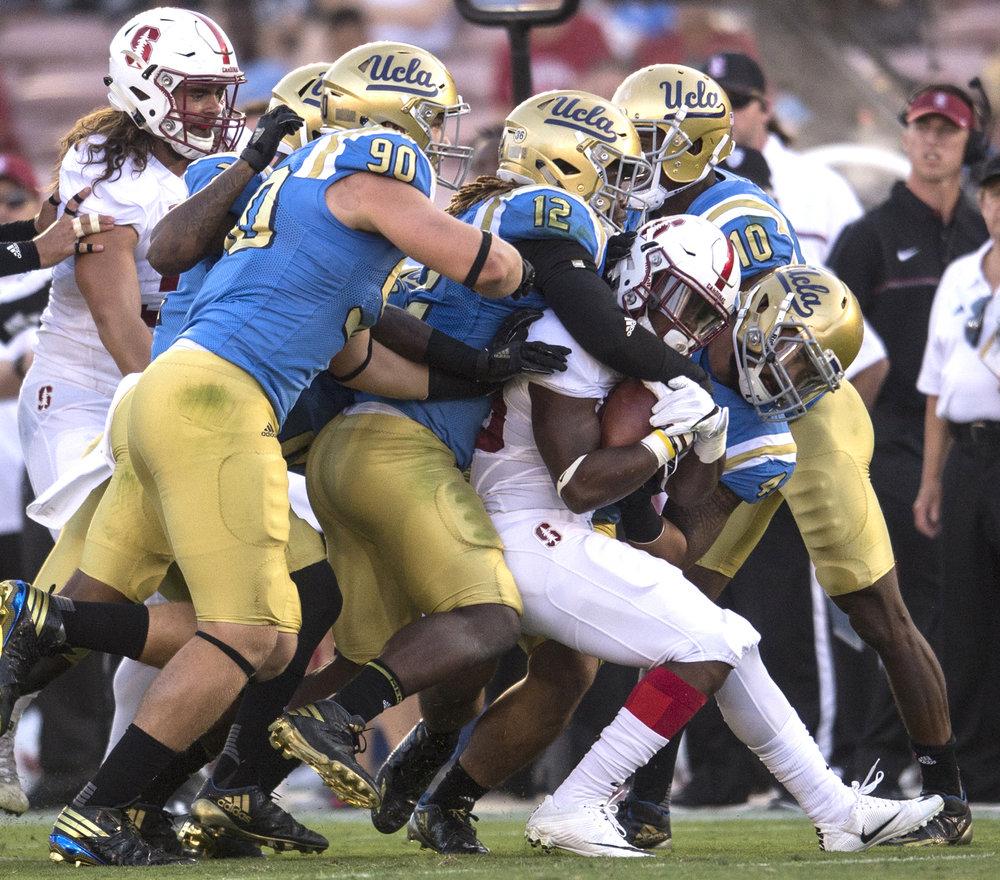2nd Place - UCLA