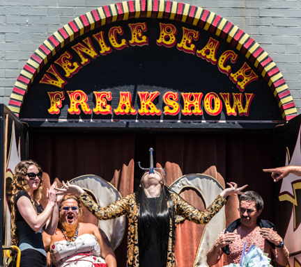 Venice Bids Farwell to The Freak Show