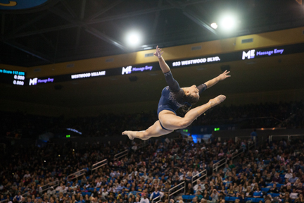 UCLA Women's Gymnastics vs. Cal
