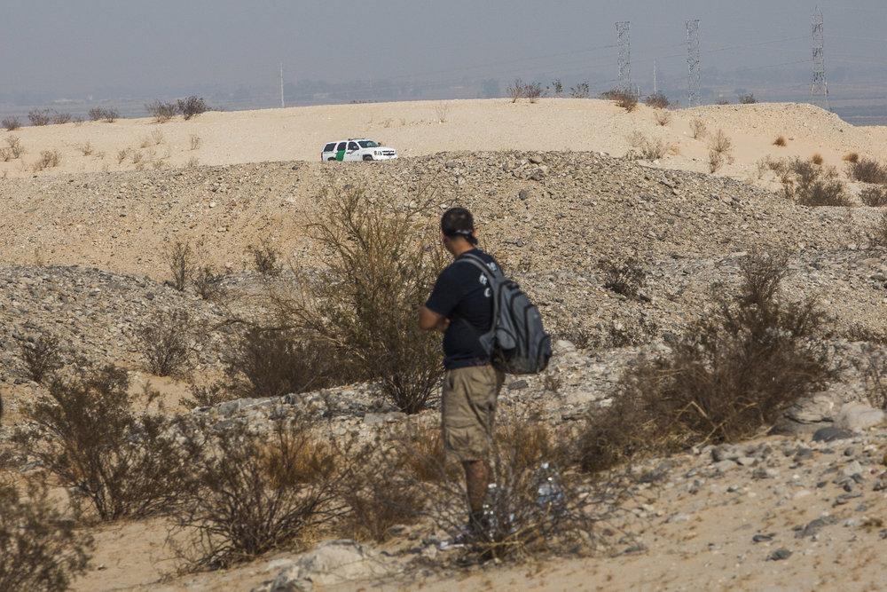 DESERT WATER DROP