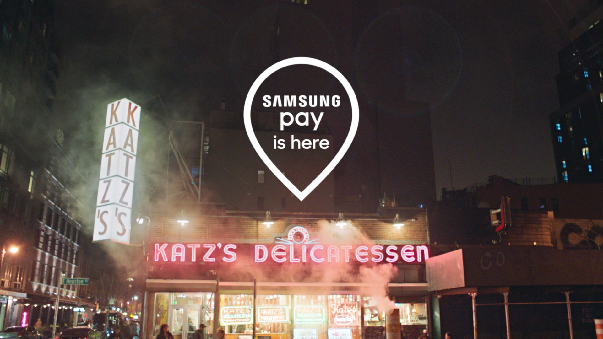 Samsung Pay is Here