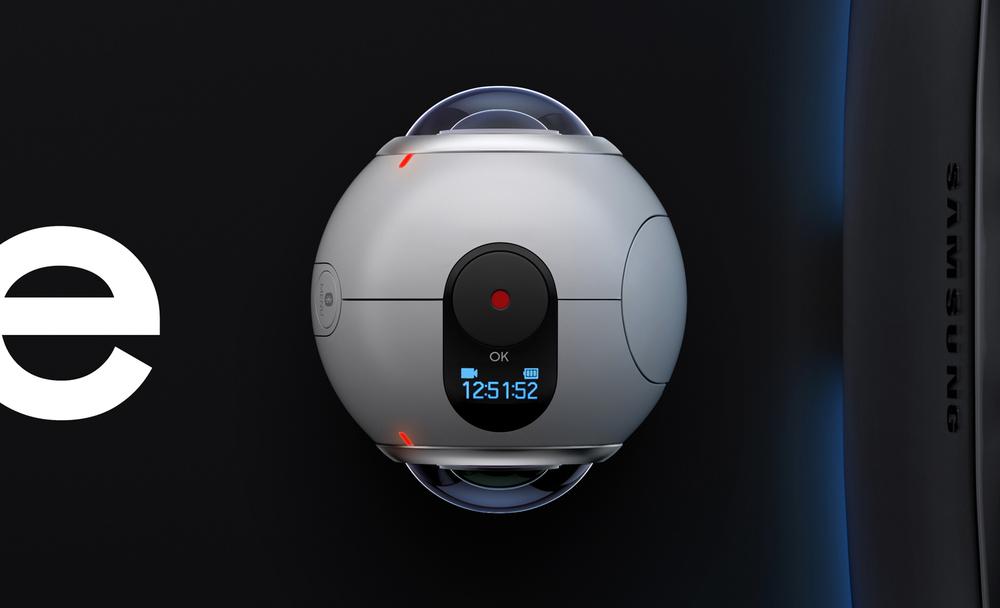 A Galaxy of Possibility Gear 360 Details