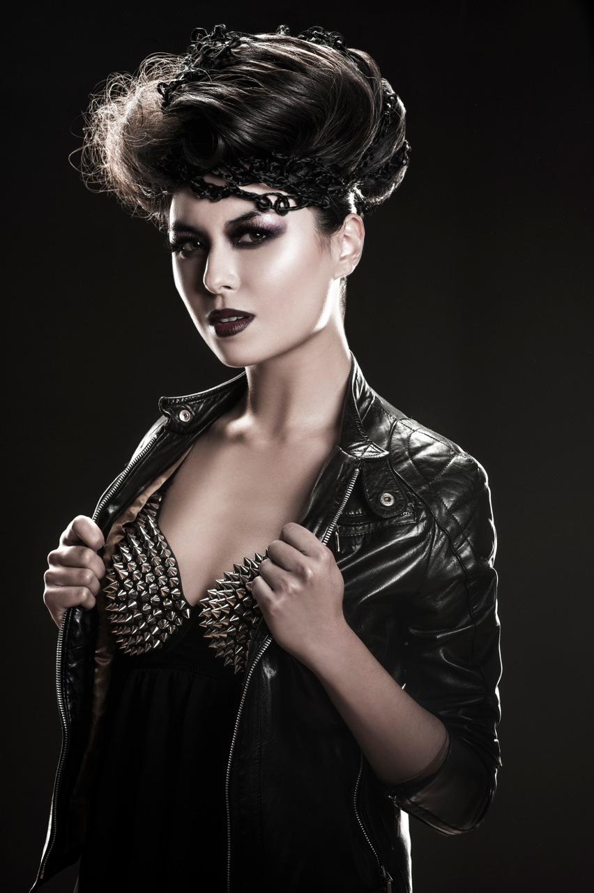 Photographer: Tim Coburn Photography  Makeup: Myken Garcia