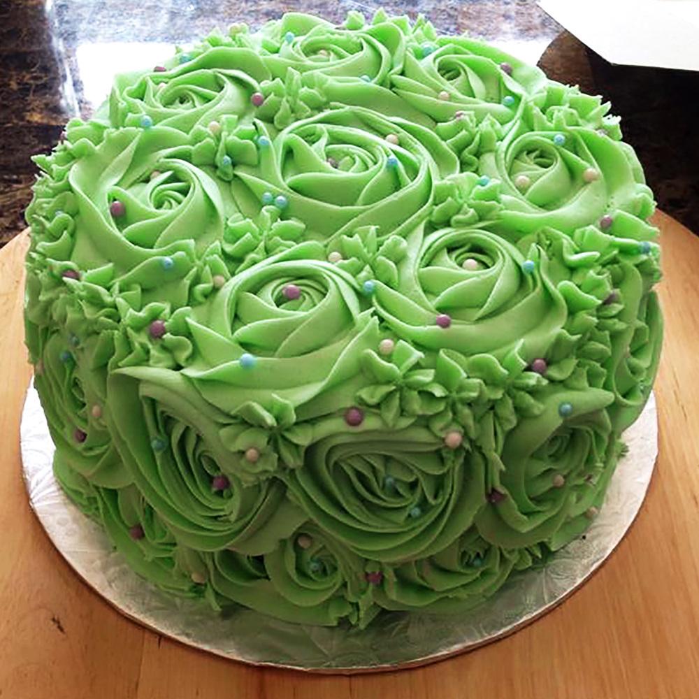 Birthday Cakes Rainy Cakes