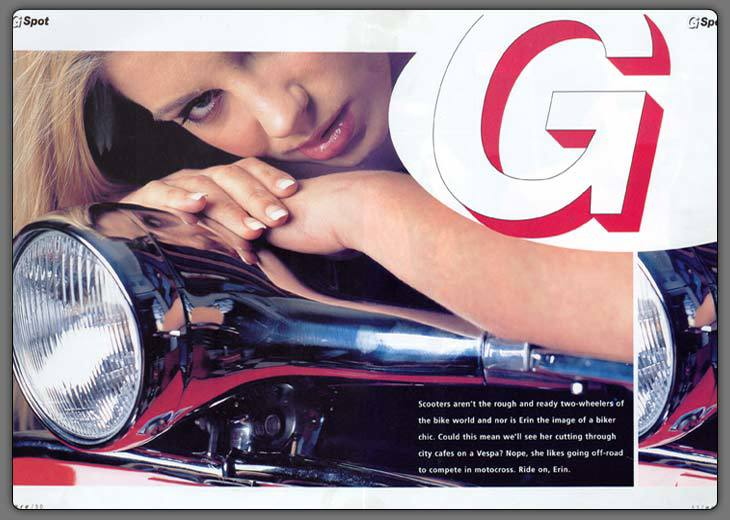 Geare Magazine Feb '02
