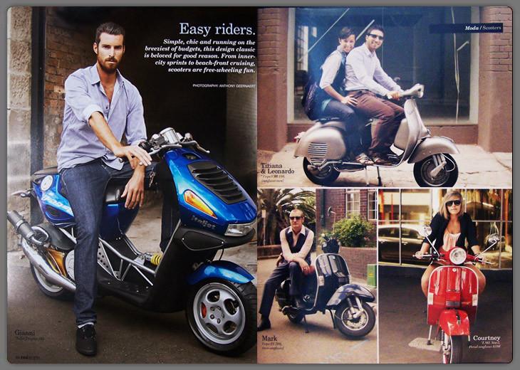 Voi Tutti Magazine 2010
