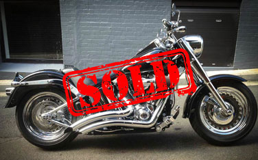 Custom Harley-Davidson Fat Boy -$34,990