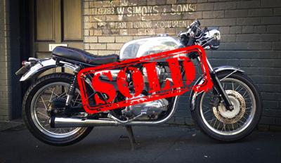 Custom Chrome Kawasaki W650-$10,490