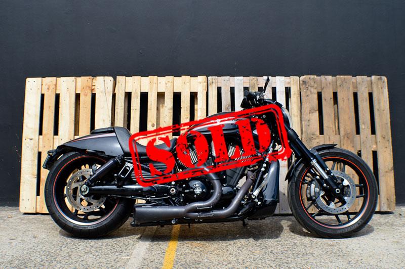 2012 Harley Davidson Night Rod - $26,500