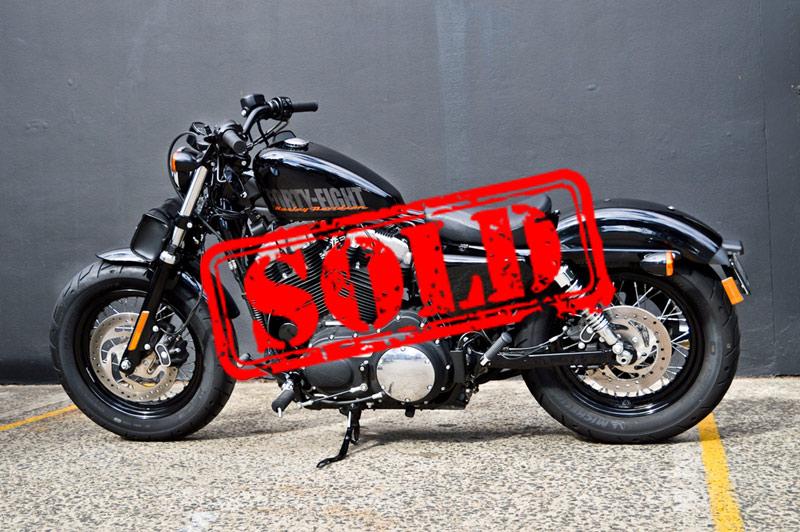 2014 Harley Davidson Forty- Eight -$15,500