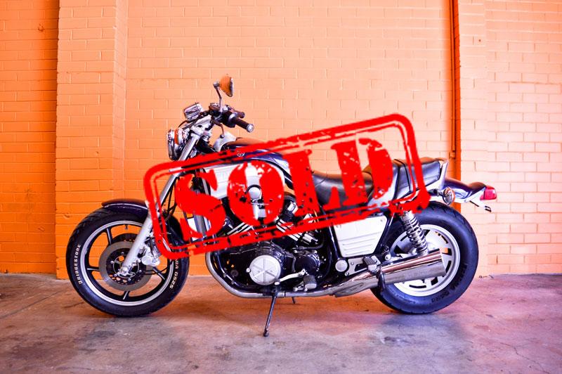 Yamaha VMAX1200 - $6,490