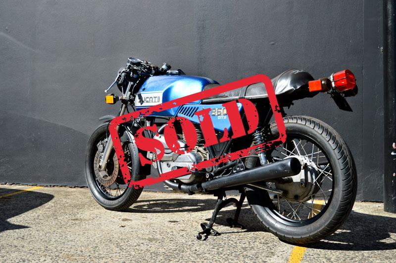1978 Ducati 860 GTS -$13,000