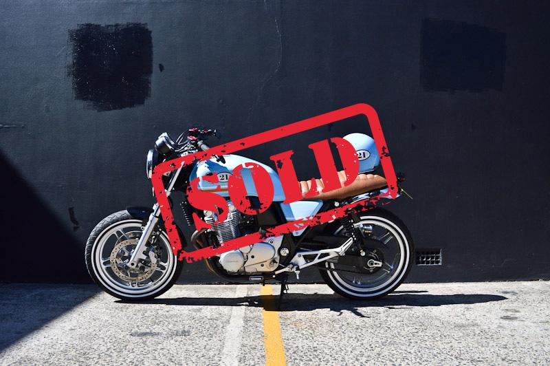 2011 Custom Honda CB1100 - $17,990