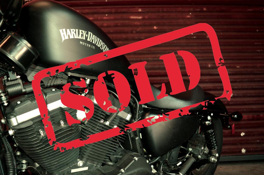 2014 Harley-Davidson Iron 883 - $12,900