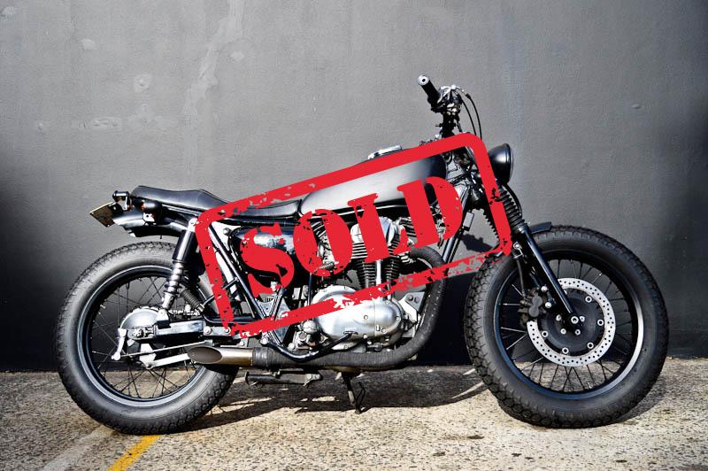 1999 Kawasaki W650 - $13,900