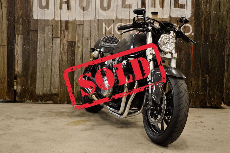 1981 Honda CB750 - Sold