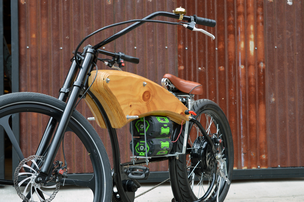 3000 Watt Electric Bicycle - Reduced to $2,500