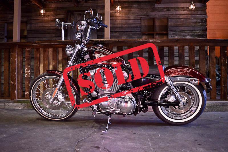 2012 Harley-Davidson Seventy-Two
