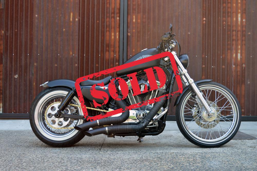 2012 Harley-Davidson Seventy-Two- $15,900