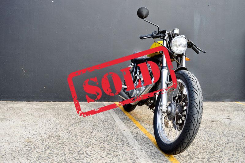 1982 Yamaha SR400 - Sold
